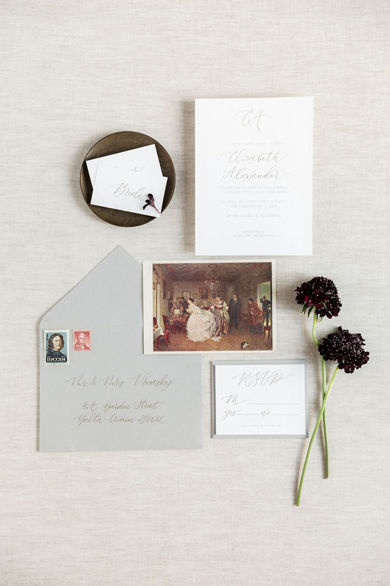 Bark-and-Berry-Natural-Linen-styling-boards-for-wedding-stationery-bouquet-detail-shot-002