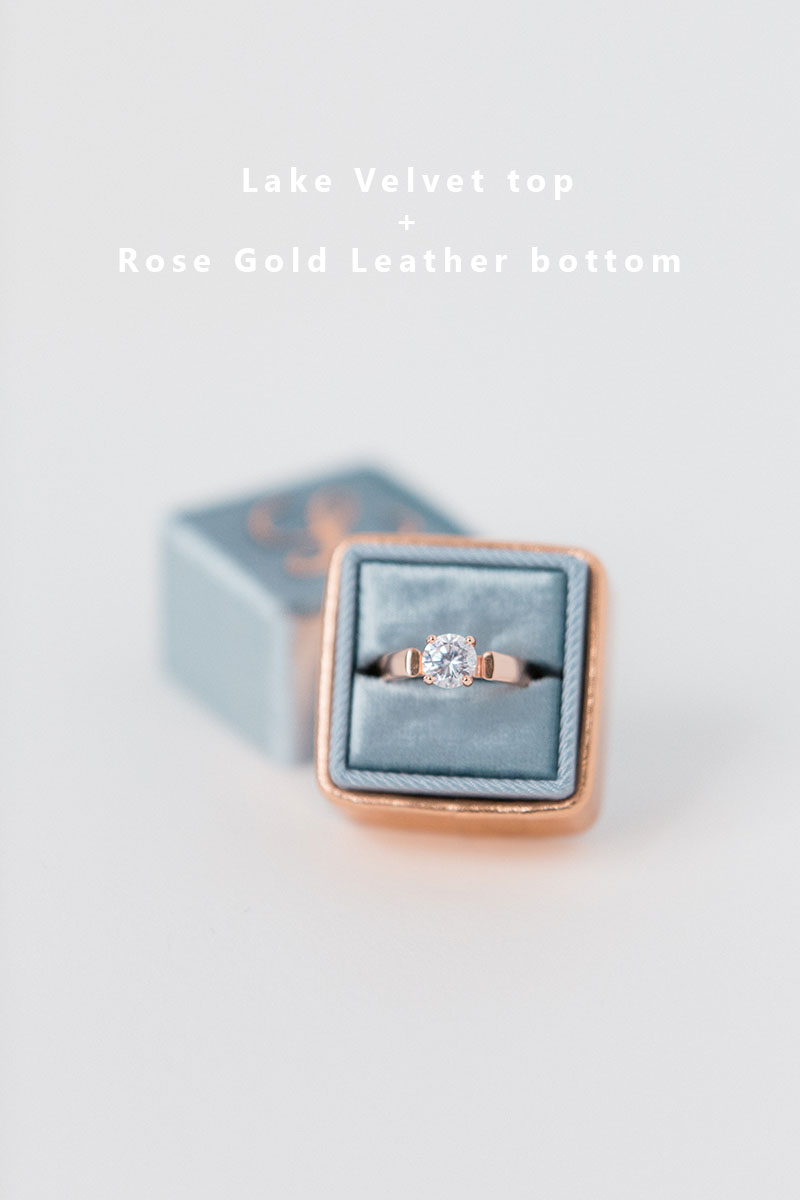 Bark-and-Berry-Lake-Rose-Gold-double-slot-vintage-wedding-embossed-monogram-velvet-leather-ring-box-002