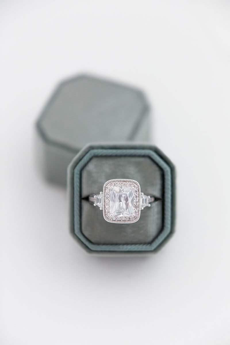 Bark-and-Berry-Spruce-double-slot-vintage-wedding-embossed-monogram-octagon-velvet-ring-box-001