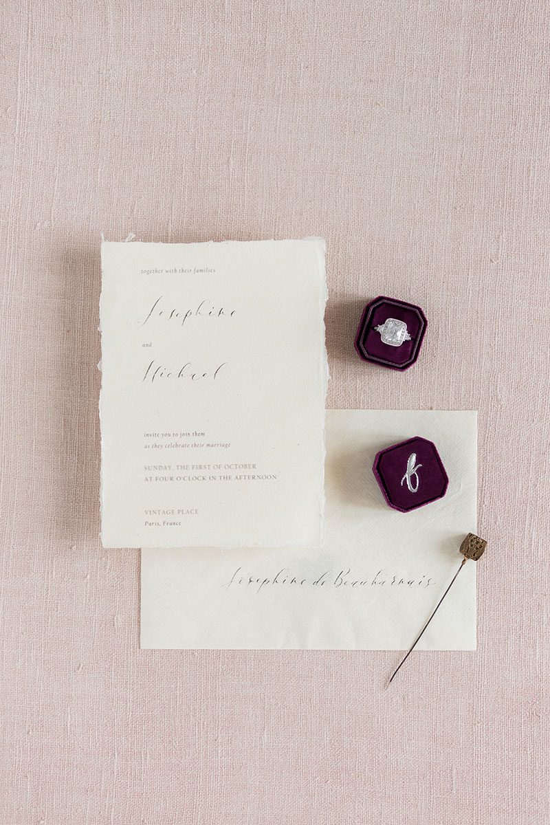 Bark-and-Berry-Blush-Tussah-styling-mini-boards-for-wedding-stationery-bouquet-detail-shot-001