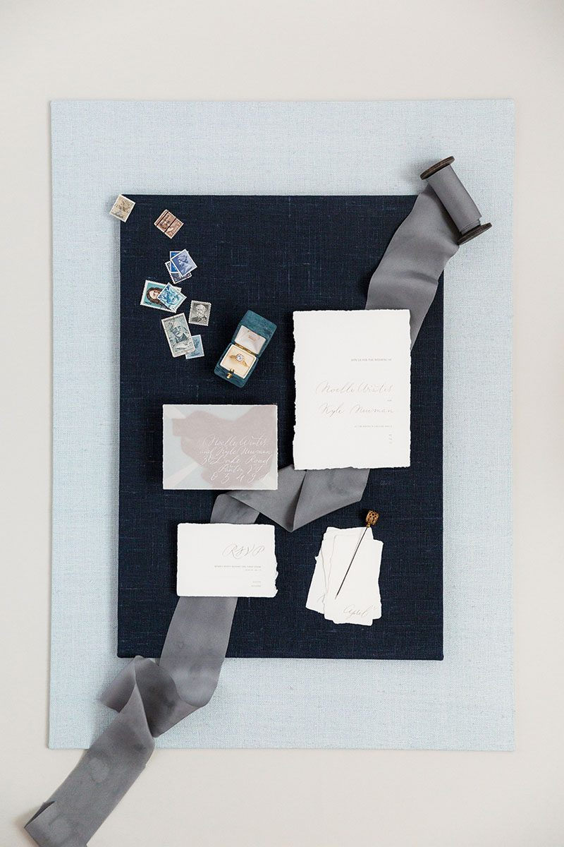 Bark-and-Berry-Pale-Blue-Tussah-Ocean-Linen-styling-mini-standard-boards-for-wedding-stationery-bouquet-detail-shot-001