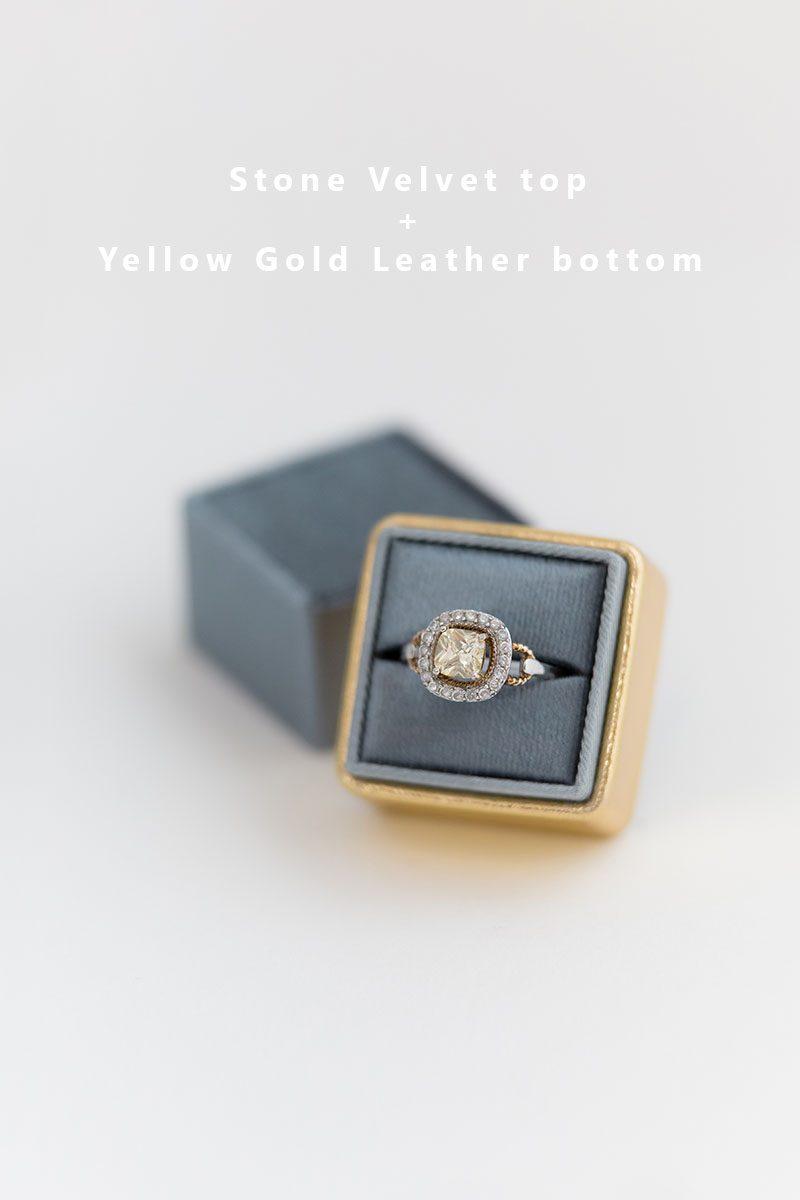 Bark-and-Berry-Stone-Yellow-Gold-double-slot-vintage-wedding-embossed-monogram-velvet-leather-ring-box-002