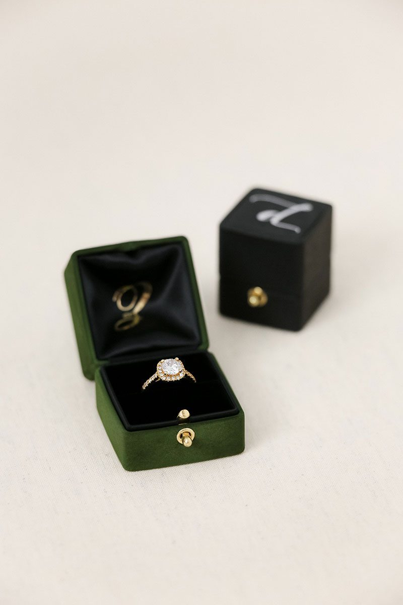 Bark-and-Berry-Grand-Charlotte-Ludovic-double-slot-vintage-wedding-embossed-double-monogram-velvet-leather-suede-ring-box-001