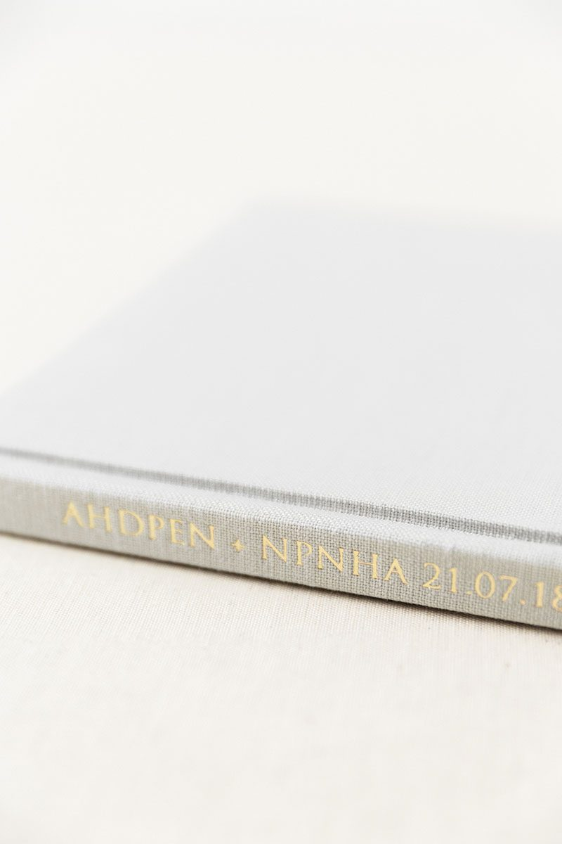 Bark-and-Berry-Cloud-vintage-wedding-embossed-monogram-linen-guest-book-002