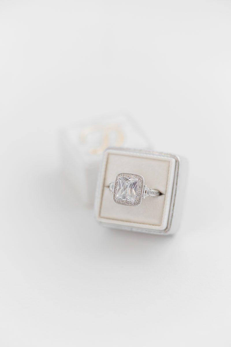 Bark-and-Berry-Ivory-Silver-double-slot-vintage-wedding-embossed-monogram-velvet-leather-ring-box-001
