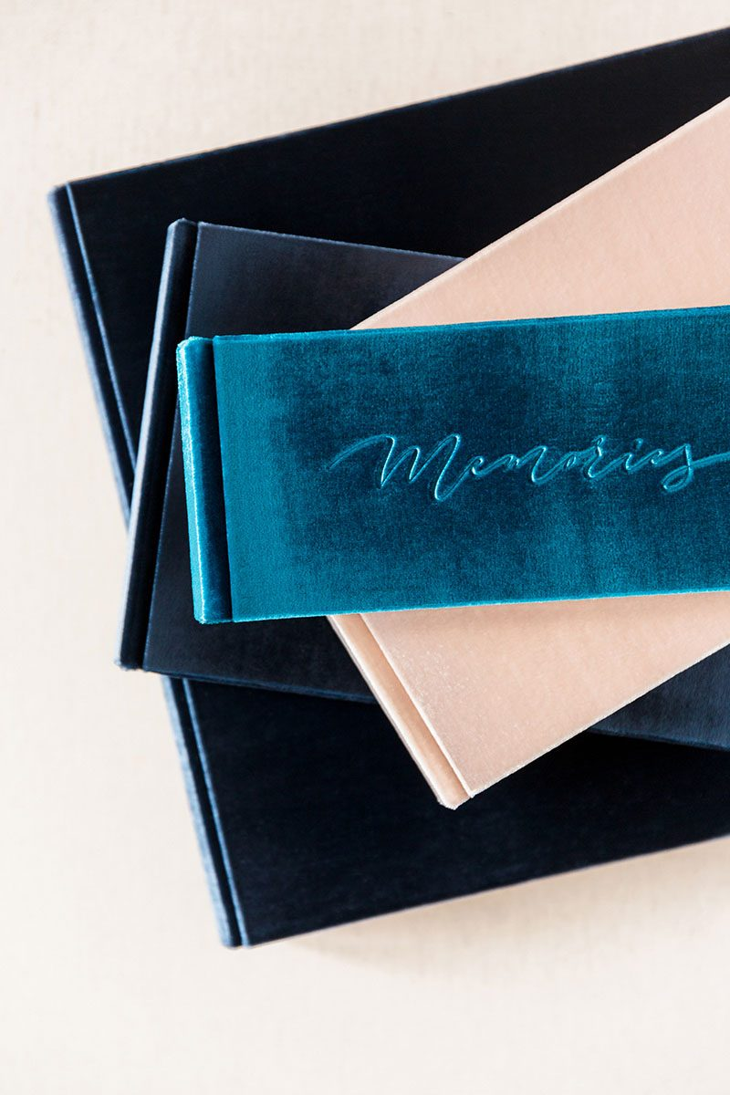 Bark-and-Berry-Ocean-Blush-Teal-Blue-vintage-velvet-wedding-embossed-monogram-guest-book-photoalbum-mix-001