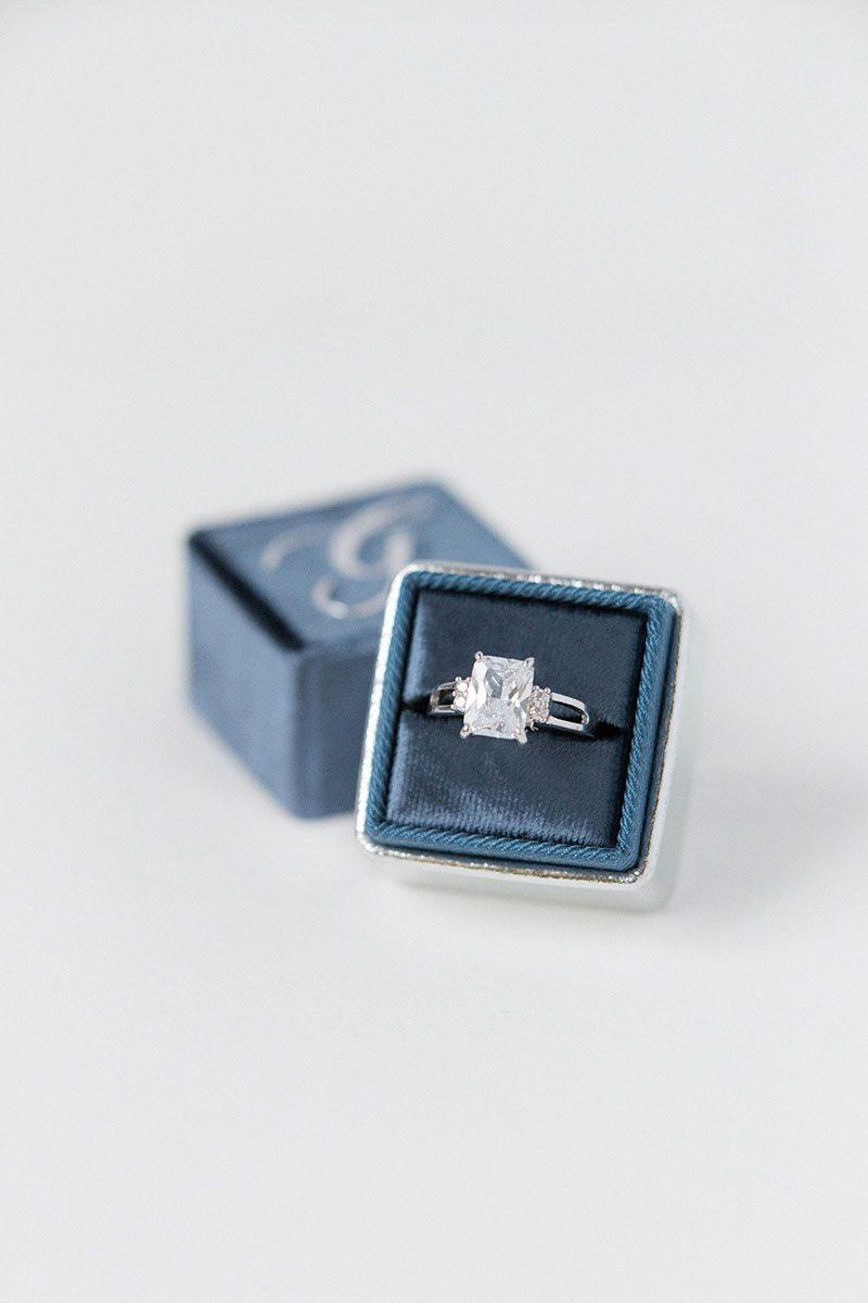 Bark-and-Berry-Ocean-Silver-double-slot-vintage-wedding-embossed-monogram-velvet-leather-ring-box-001