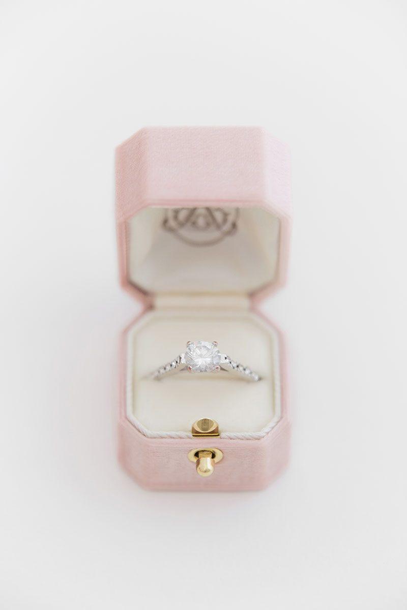 Bark-and-Berry-Petal-vintage-wedding-embossed-monogram-octagon-velvet-ring-box-with-lock-001