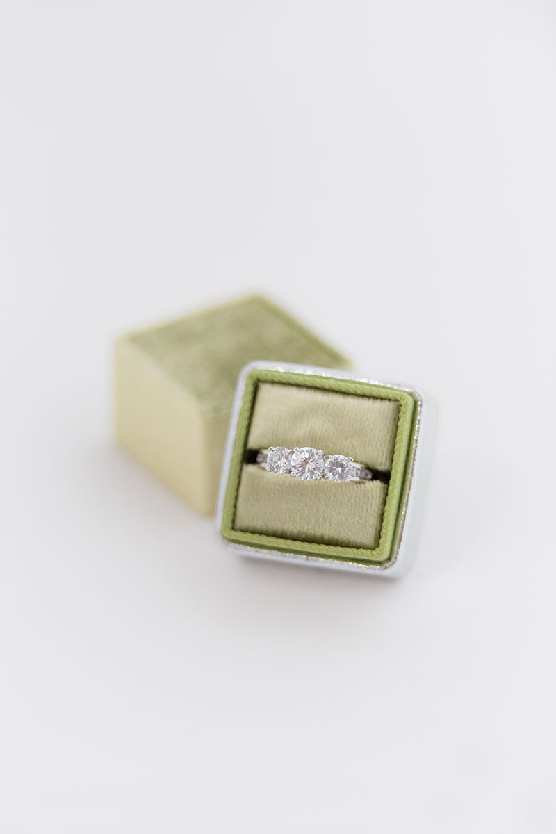 Bark-and-Berry-Pistachio-Silver-double-slot-vintage-wedding-embossed-monogram-velvet-leather-ring-box-001