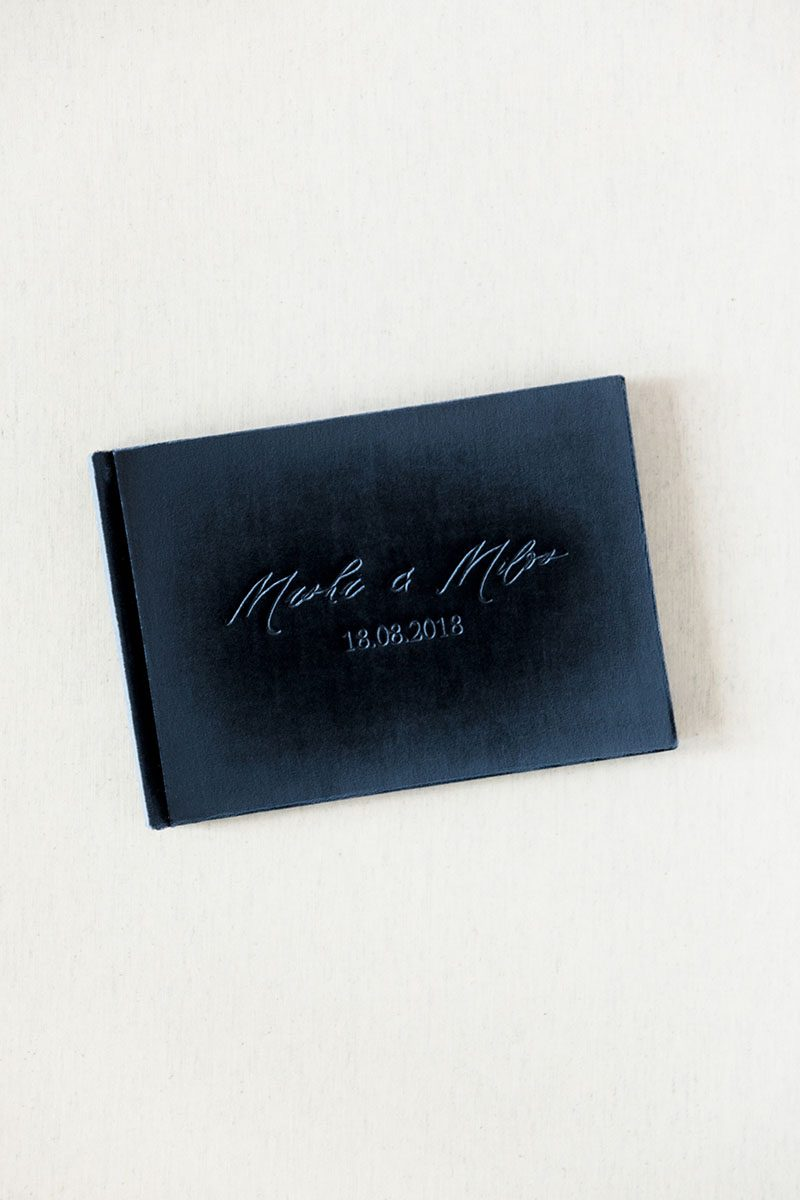 Bark-and-Berry-Ocean-vintage-velvet-wedding-embossed-monogram-guest-book-001