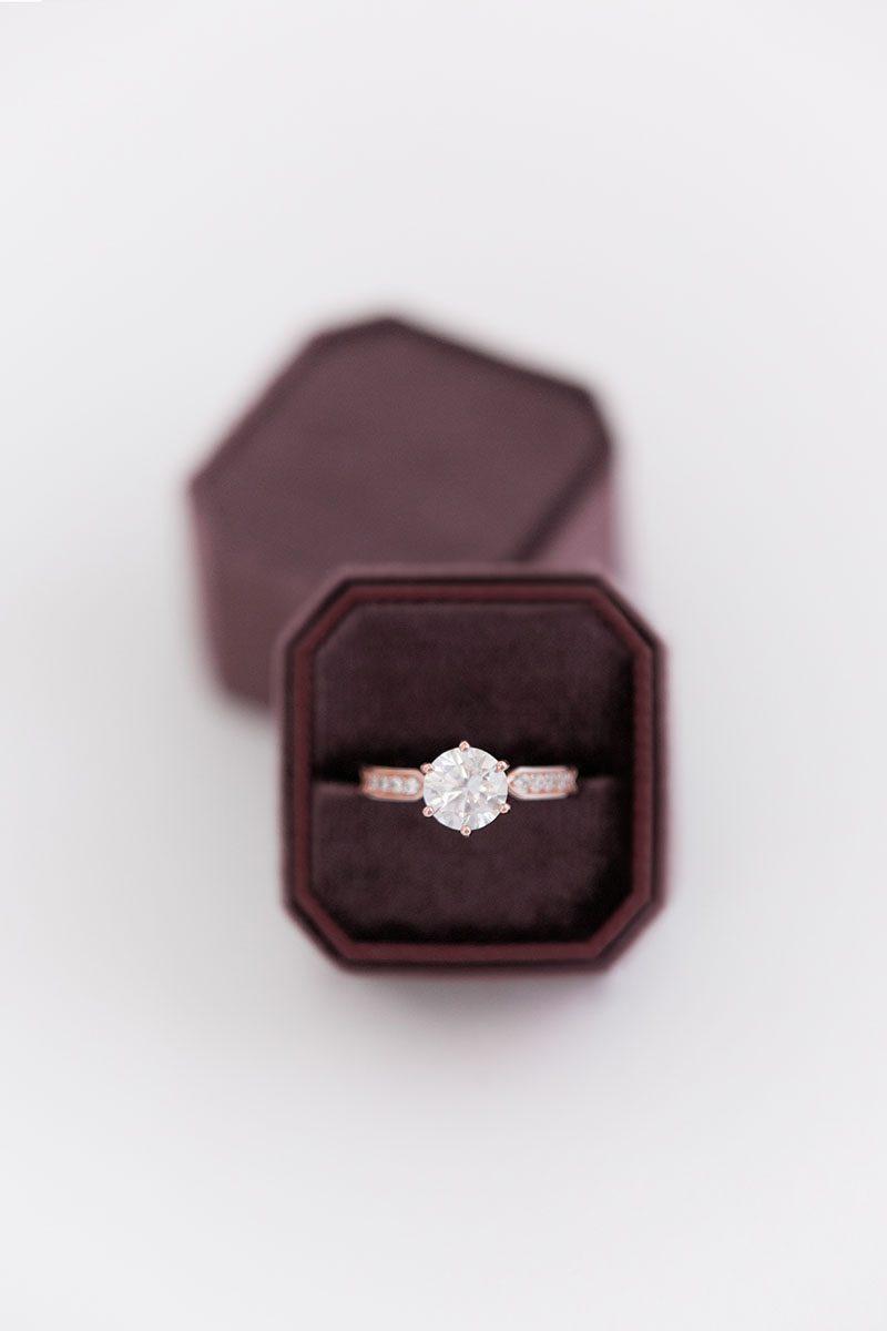Bark-and-Berry-Prune-double-slot-vintage-wedding-embossed-monogram-octagon-velvet-ring-box-001