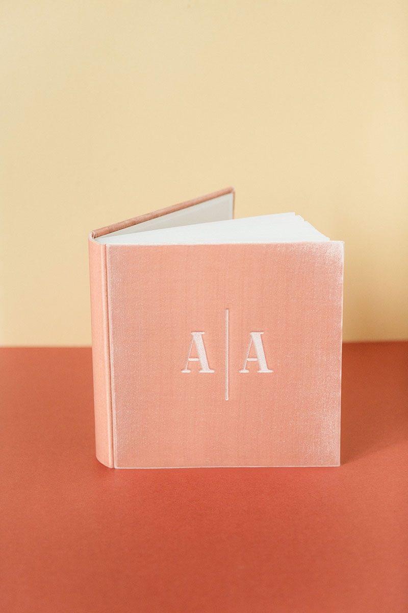 Bark-and-Berry-Petal-vintage-velvet-wedding-embossed-monogram-guest-book-photoalbum-001