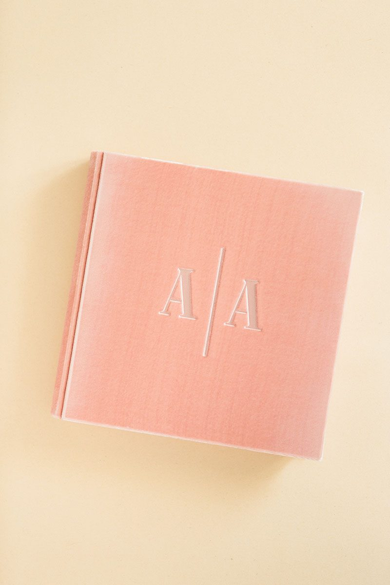 Bark-and-Berry-Petal-vintage-velvet-wedding-embossed-monogram-guest-book-photoalbum-002