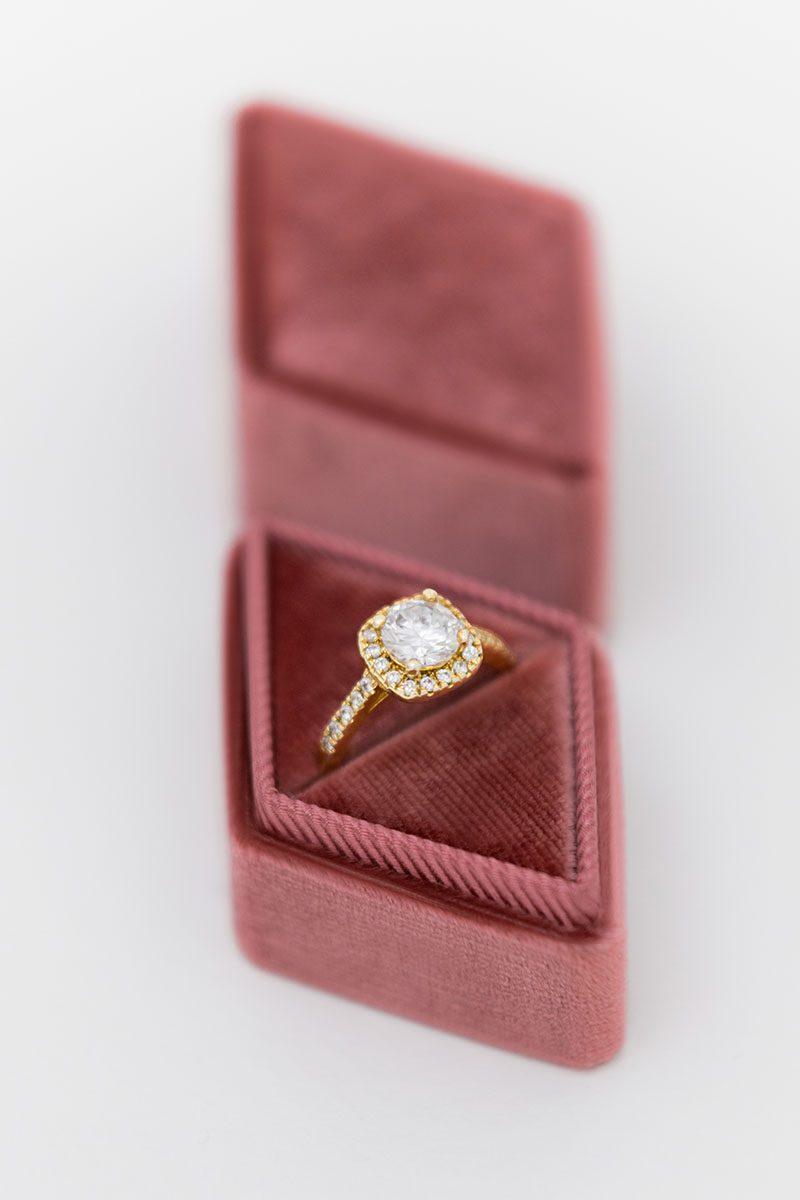 Bark-and-Berry-Dusty-Cedar-vintage-wedding-embossed-monogram-diamond-velvet-ring-box-002