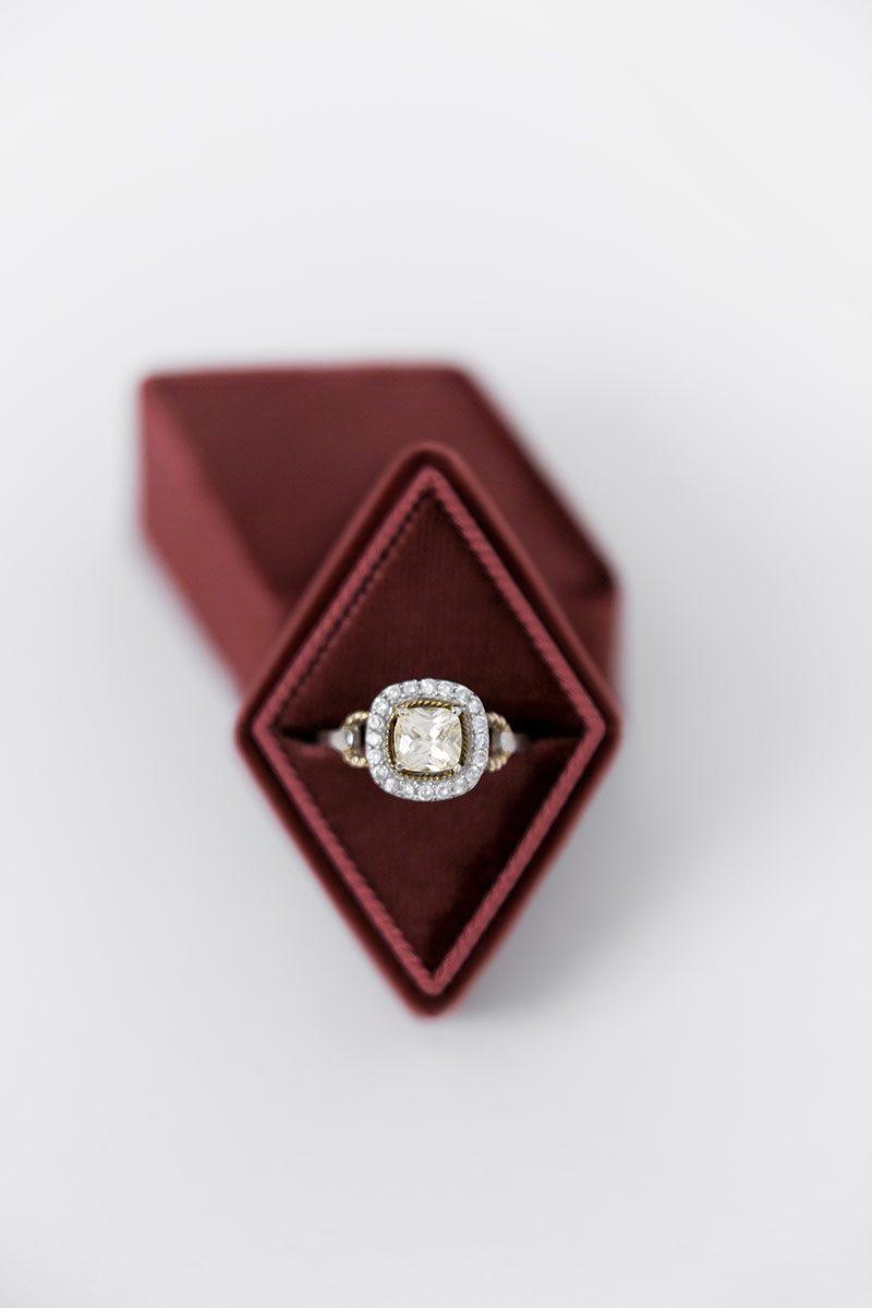 Bark-and-Berry-Wine-vintage-wedding-embossed-monogram-diamond-velvet-ring-box-001