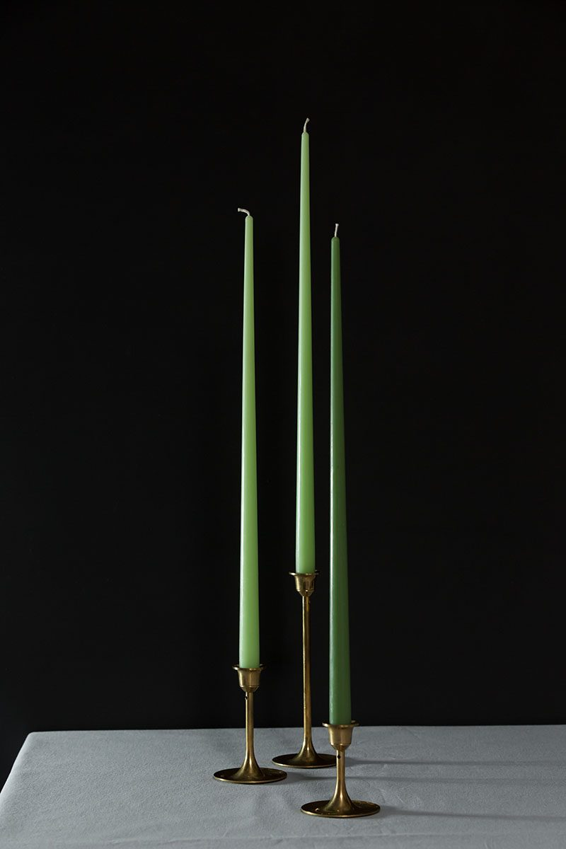 Bark-and-Berry-homemade-wedding-beeswax-tall-taper-thin-color-celebration-candles-410mm-006