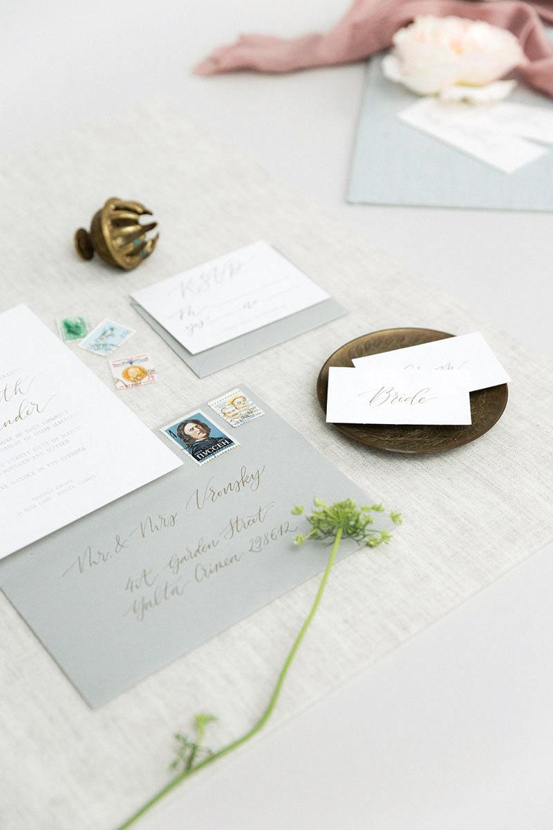 Тканевый фотофон для предметной съемки на свадьбе. Styling board
