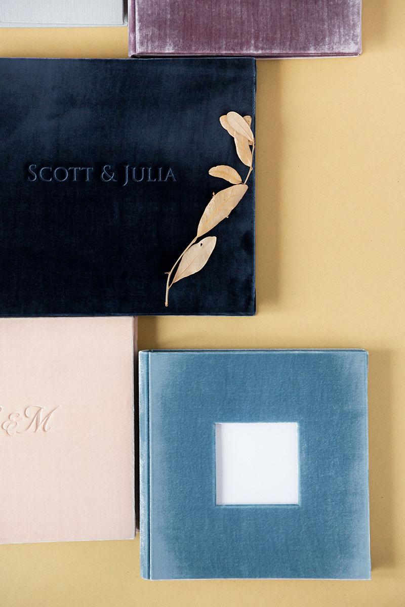 Фотоальбом из бархата и льна, свадебный альбом, книга для гостей или книга пожеланий на свадьбе