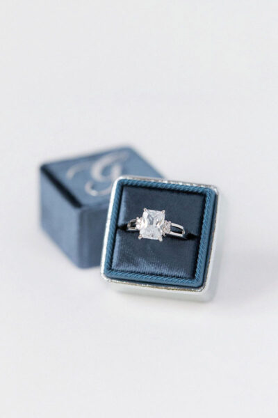 Shiny Ring Boxes