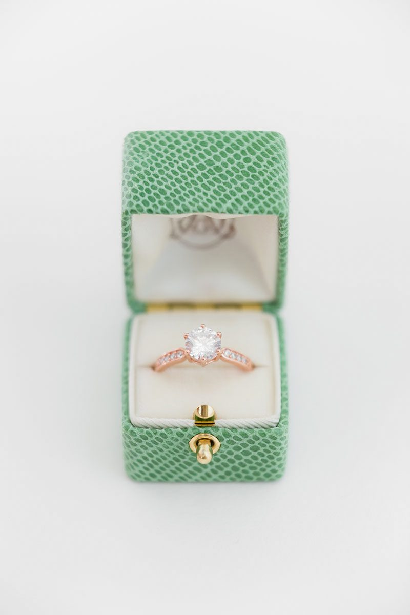 Bark-and-Berry-Agama-vintage-wedding-embossed-monogram-velvet-leather-ring-box-001