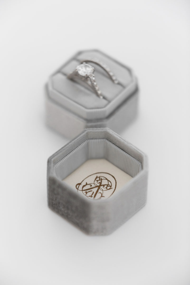 Bark-and-Berry-Petite-Fossil-octagon-vintage-wedding-embossed-individual-monogram-velvet-ring-box-003