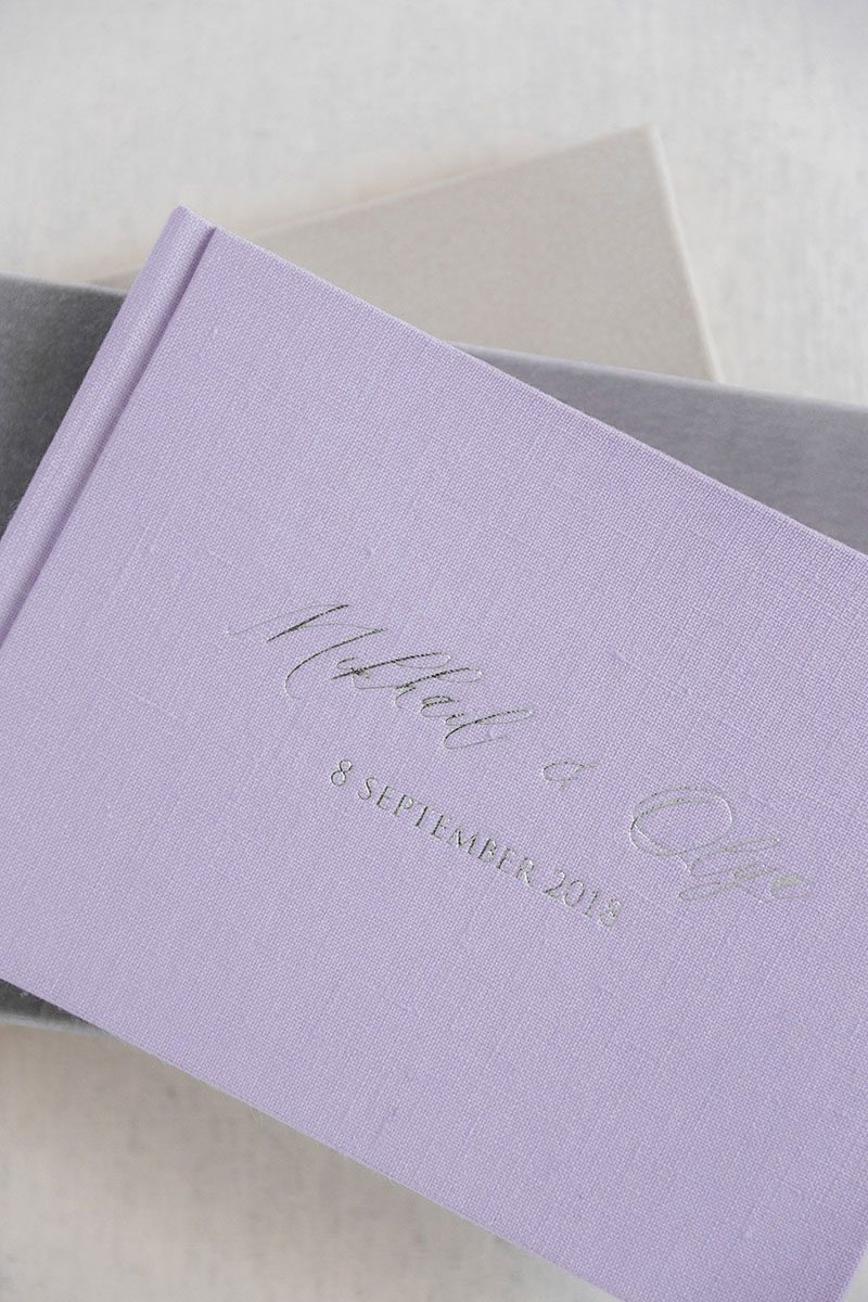 Bark-and-Berry-Wisteria-vintage-genuine-linen-wedding-embossed-monogram-guest-book-001