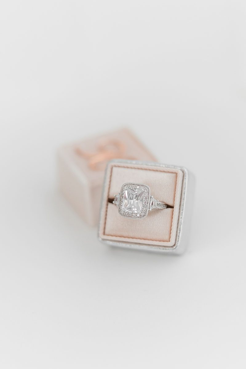 Bark-and-Berry-Blush-Silver-double-slot-vintage-wedding-embossed-monogram-velvet-leather-ring-box-001