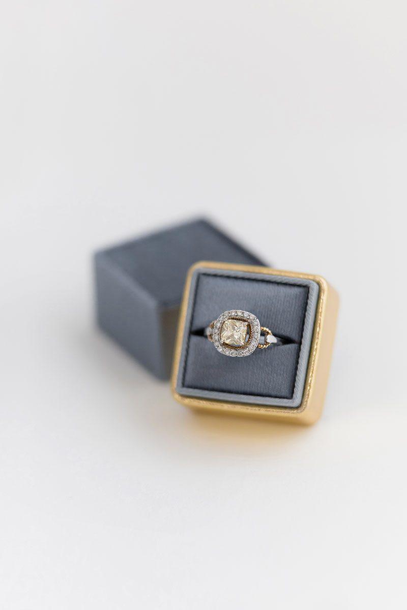 Bark-and-Berry-Dove-Yellow-Gold-double-slot-vintage-wedding-embossed-monogram-velvet-leather-ring-box-001