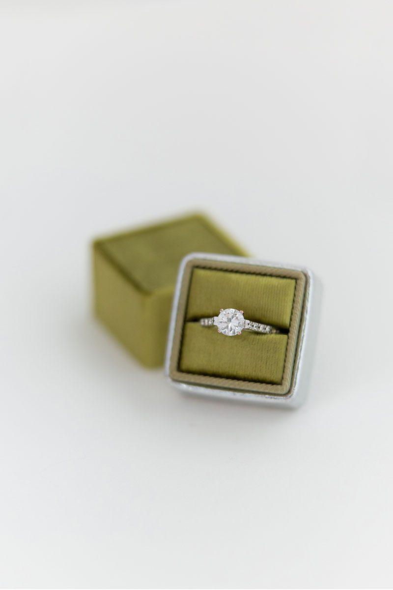 Bark-and-Berry-Olive-Silver-double-slot-vintage-wedding-embossed-monogram-velvet-leather-ring-box-001