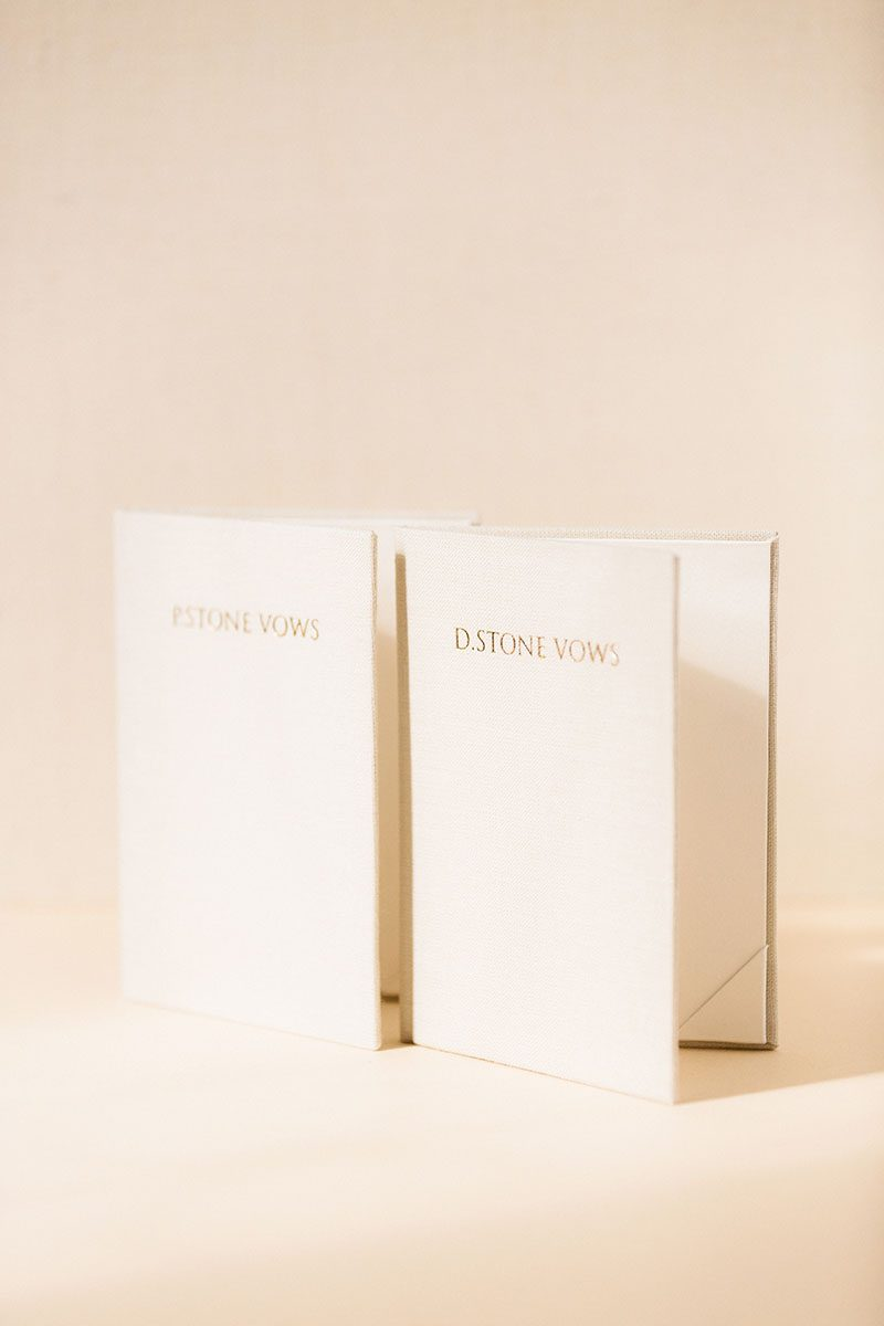 Bark-and-Berry-Sand-vintage-linen-wedding-embossed-monogram-vows-folder-book-014