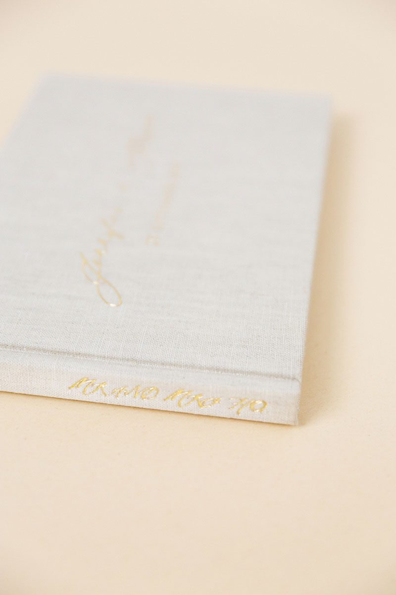 Bark-and-Berry-Oat-vintage-wedding-embossed-monogram-linen-guest-book-003