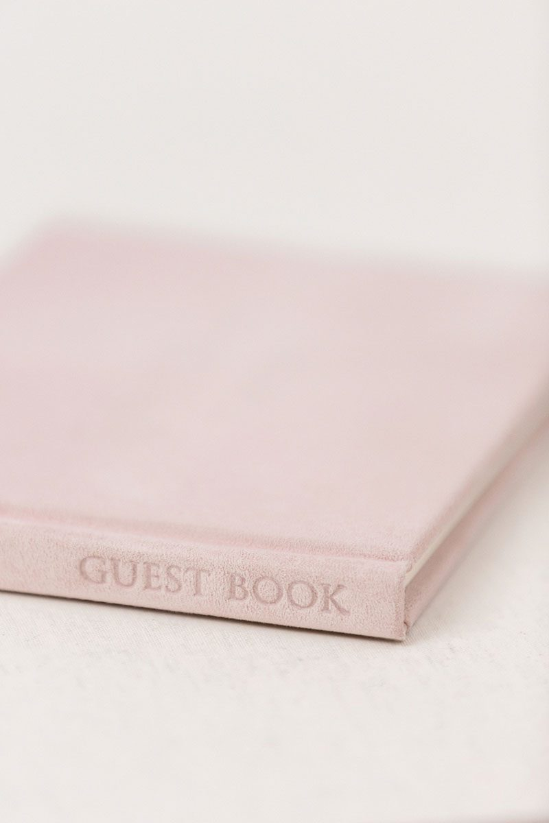 Guest Book Silk Velvet Bark and Berry Russia US UK