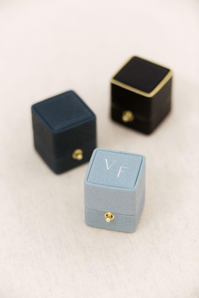 Bark-and-Berry-Grace-Ironstone-Francis-vintage-wedding-embossed-monogram-velvet-leather-ring-box-001