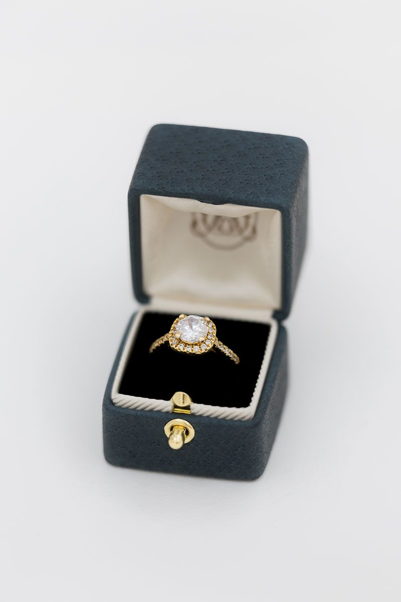 Bark-and-Berry-Ironstone-vintage-wedding-embossed-monogram-velvet-leather-ring-box-002