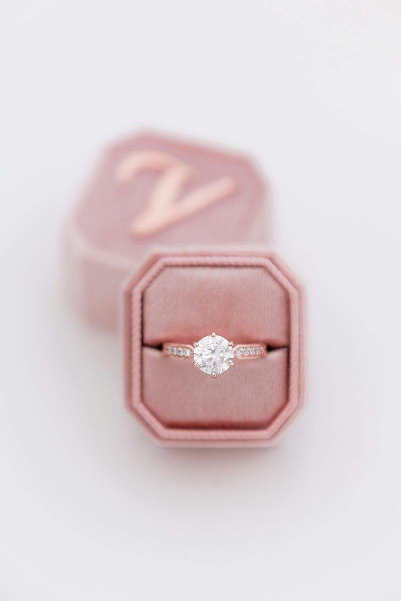 Bark-and-Berry-Petal-double-slot-vintage-wedding-embossed-monogram-octagon-velvet-ring-box-001-2