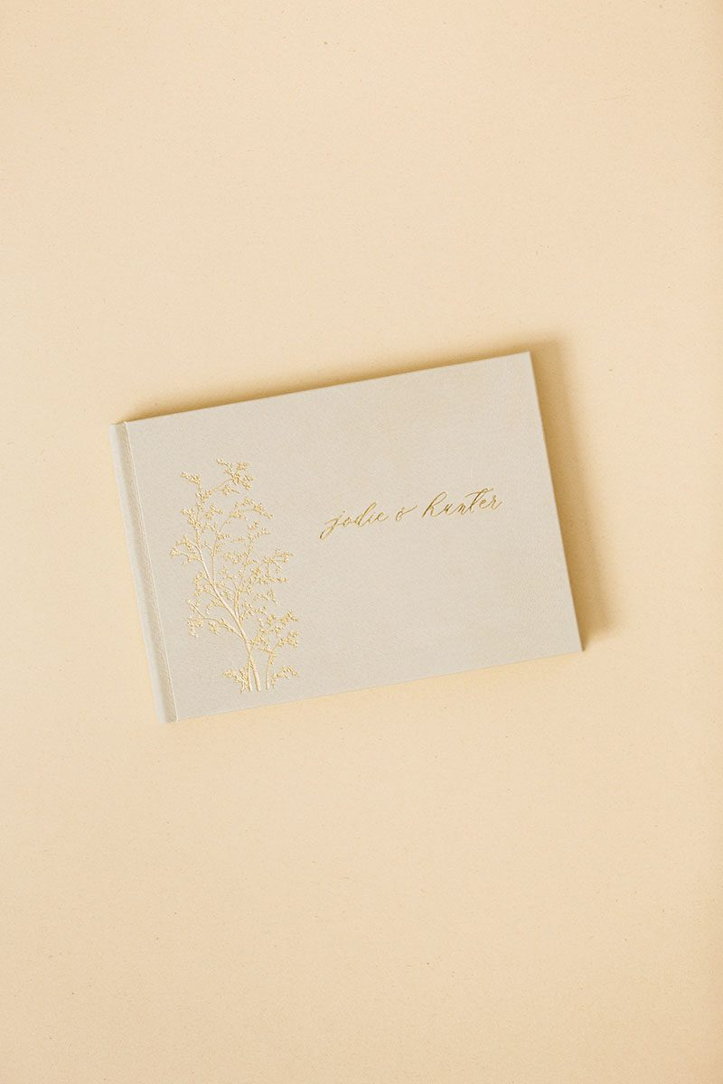 Bark-and-Berry-Anne-vintage-wedding-embossed-monogram-leather-guest-book-005-2