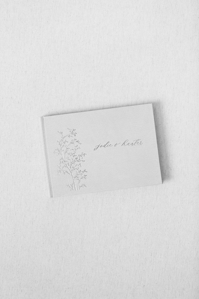 Bark-and-Berry-Anne-vintage-wedding-embossed-monogram-leather-guest-book-006