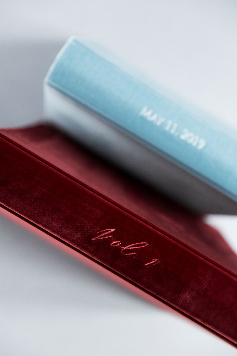 Bark-and-Berry-Wine-Lake-vintage-velvet-wedding-embossed-monogram-guest-book-photoalbum-004