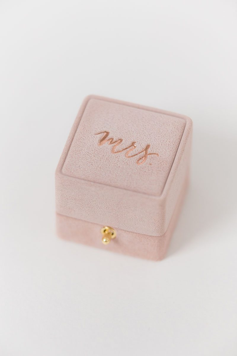Bark-and-Berry-Diana-vintage-wedding-embossed-double-monogram-velvet-suede-grand-ring-box-rose-gold-mrs-001