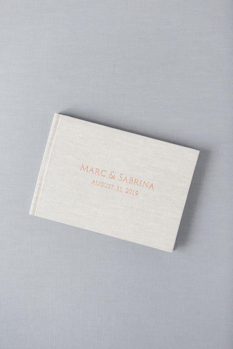 Bark-and-Berry-Oat-vintage-wedding-embossed-monogram-linen-guest-book-014