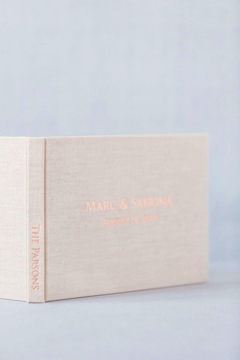 Bark-and-Berry-Oat-vintage-wedding-embossed-monogram-linen-guest-book-016