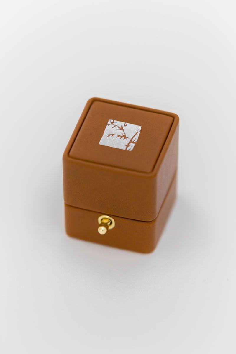 Bark-and-Berry-Alix-vintage-wedding-embossed-monogram-velvet-leather-ring-box-004