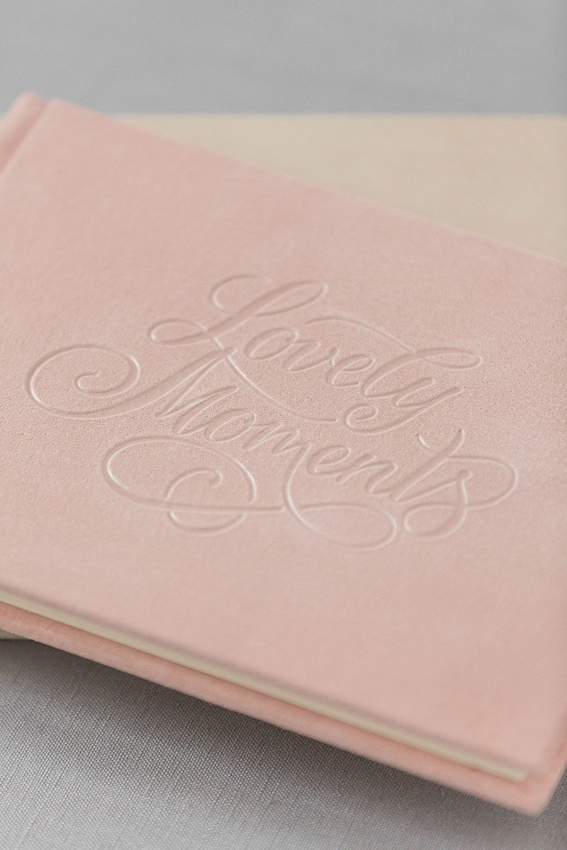 Bark-and-Berry-Anne-Diana-vintage-genuine-suede-wedding-embossed-monogram-guest-book-004