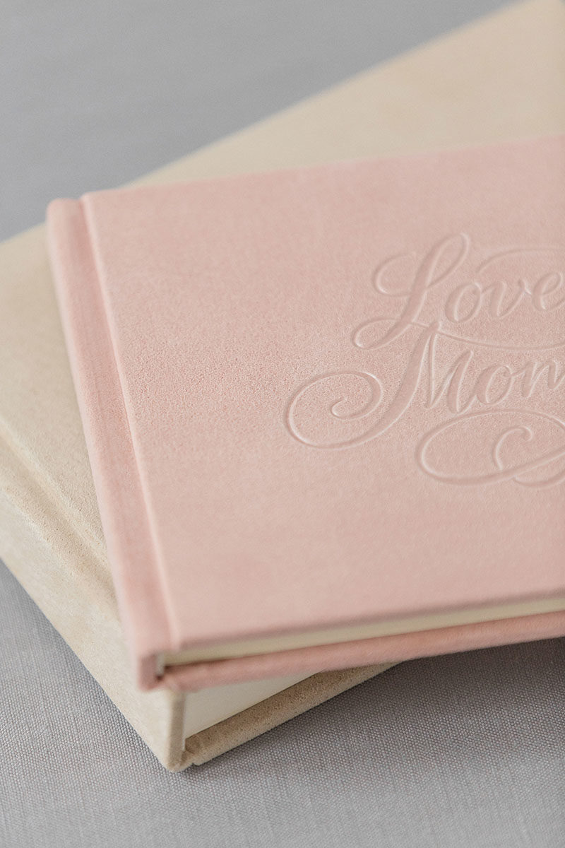 Bark-and-Berry-Anne-Diana-vintage-genuine-suede-wedding-embossed-monogram-guest-book-005