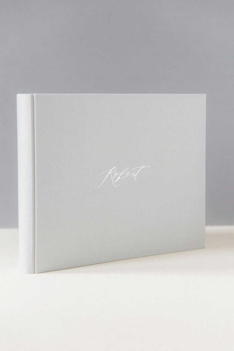 Bark-and-Berry-Cloud-vintage-linen-wedding-embossed-monogram-guest-book-photoalbum-33x27-001