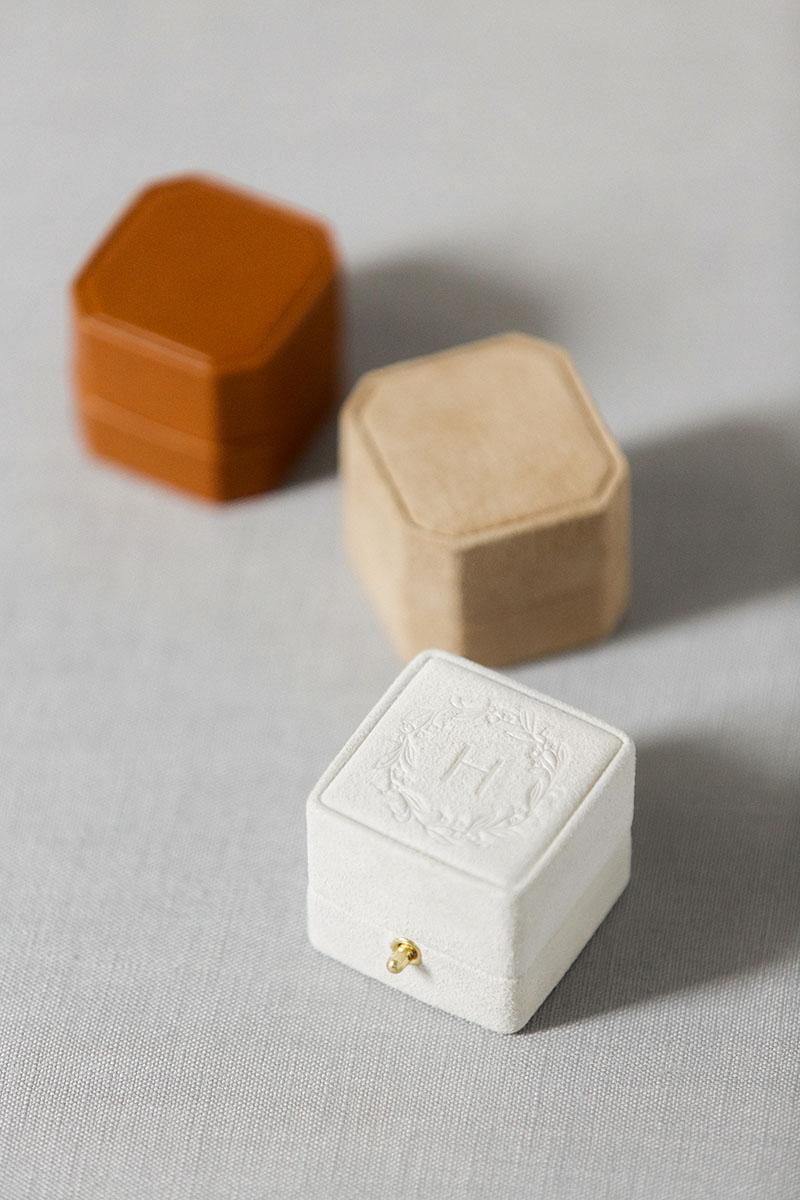 коробочка для кольца и ювелирных украшений в подарок на свадьбу для невесты или помолвки уникальная премиум