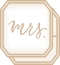 MRS. / MR. внутри
