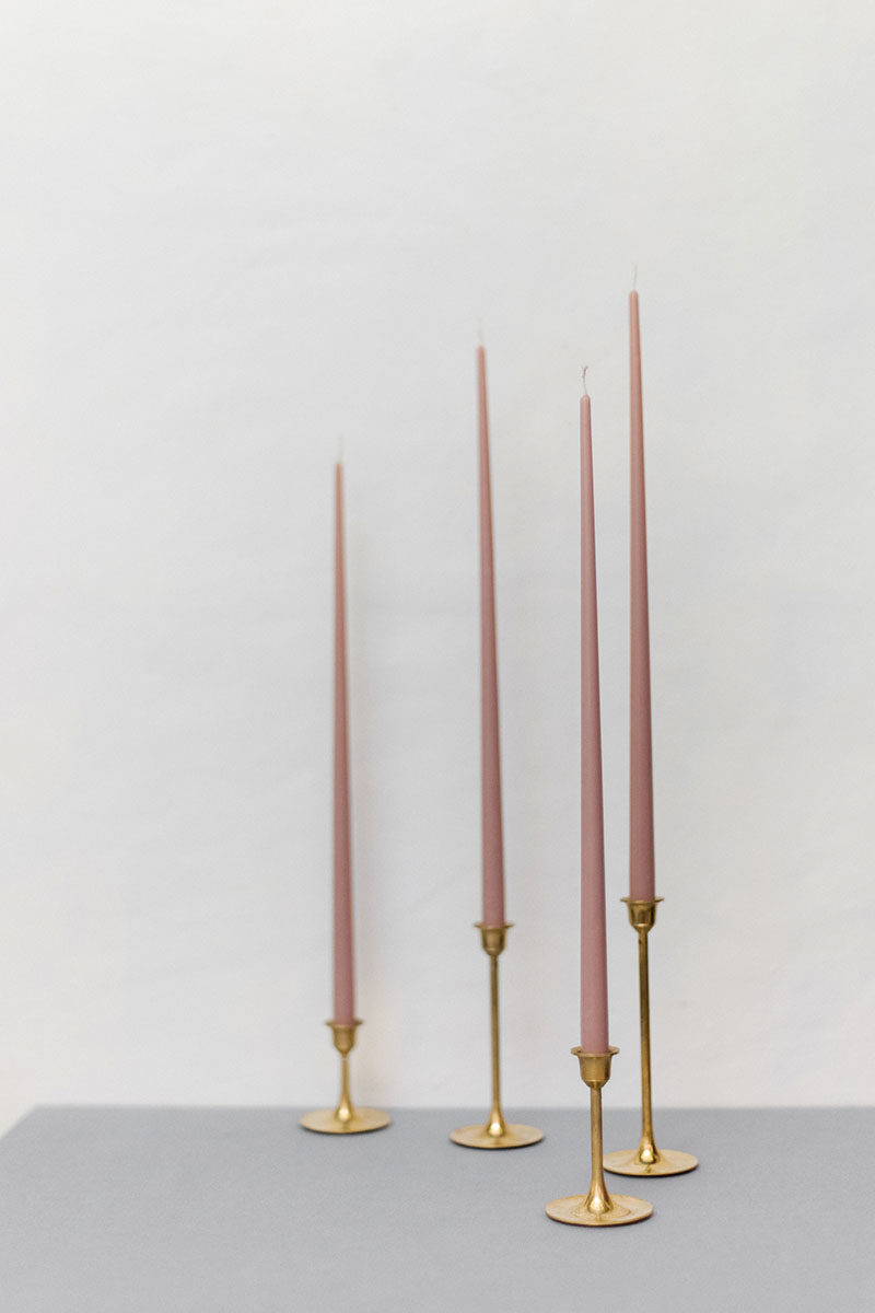 Bark-and-Berry-410-mm-Individual-Color-vintage-wedding-beeswax-handmade-artisan-taper-candles-001