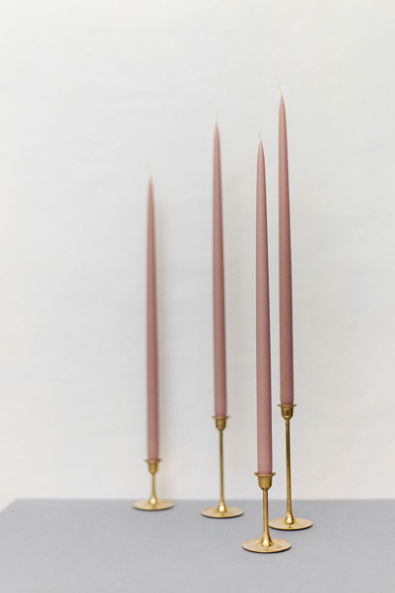 Bark-and-Berry-460-mm-Individual-Color-vintage-wedding-beeswax-handmade-artisan-taper-candles-001