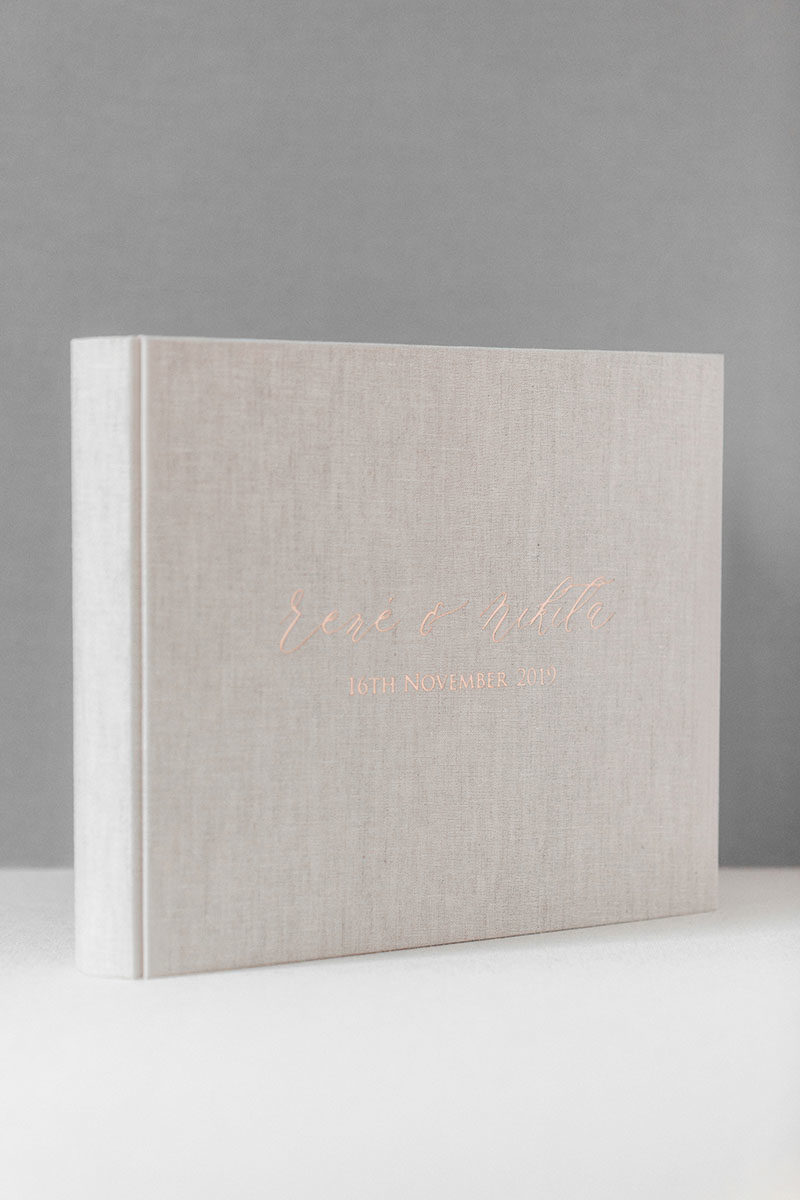Bark-and-Berry-Oat-vintage-linen-wedding-embossed-monogram-guest-book-photoalbum-33x27-005